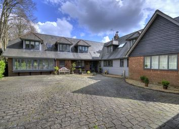 Thumbnail 5 bed detached house for sale in Great Bridge Road, Romsey