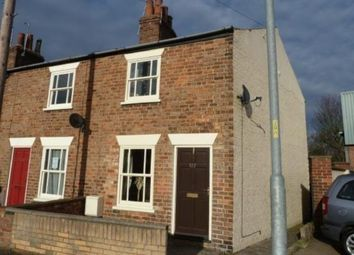 Thumbnail 2 bed end terrace house to rent in Newmarket, Louth