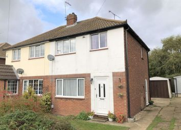 Thumbnail 3 bed property to rent in Clipstone Crescent, Leighton Buzzard