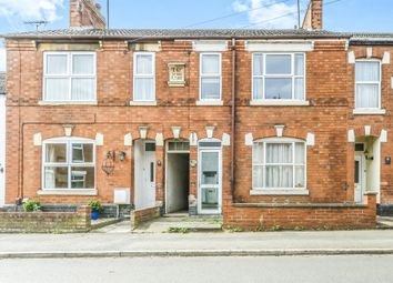 Thumbnail Terraced house for sale in Finedon Street, Burton Latimer, Kettering