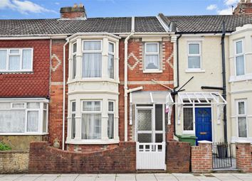 Thumbnail 3 bed terraced house for sale in Maurice Road, Southsea, Hampshire