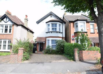 Thumbnail 4 bedroom detached house to rent in Park Hill, Carshalton