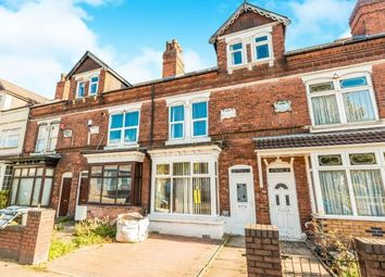 Thumbnail 4 bed terraced house for sale in Pershore Road, Selly Oak, Birmiingham, West Midlands