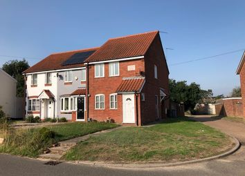 Thumbnail 1 bed flat to rent in Norfolk Road, Wangford, Beccles