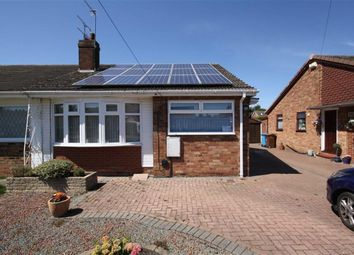Thumbnail 2 bed bungalow to rent in Robson Avenue, Hull