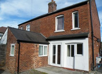 Thumbnail 1 bedroom flat to rent in Middlewich Street, Crewe