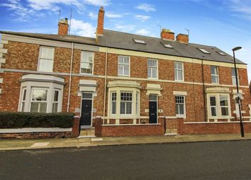 Thumbnail 4 bed terraced house for sale in Waterloo Place, North Shields, Tyne And Wear