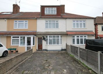 Thumbnail 4 bed terraced house for sale in Heaton Close, Romford