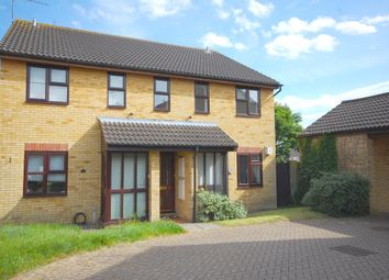 Thumbnail 1 bed maisonette for sale in Burgess Field, Chelmer Village, Chelmsford