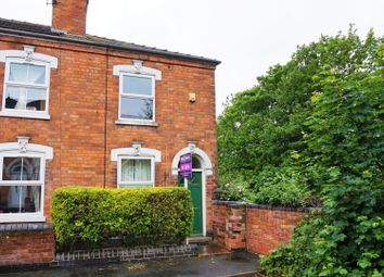 Thumbnail 2 bed end terrace house for sale in Hamilton Road, Worcester