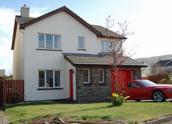 Thumbnail 4 bed detached house to rent in Glebe Aalin, Station Road, Ballaugh, Isle Of Man