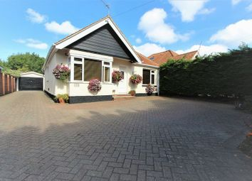 Thumbnail 4 bed detached bungalow for sale in Botley Road, Southampton