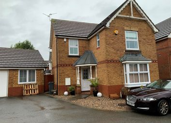 Thumbnail 3 bedroom detached house for sale in Greenacre Drive, Pontprennau, Cardiff