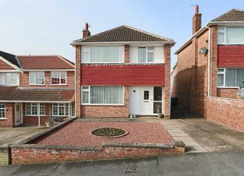 Thumbnail 3 bed detached house for sale in Bernisdale Close, Rise Park, Nottingham