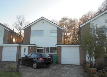 Thumbnail 3 bed link-detached house to rent in Fairway Avenue, Manchester