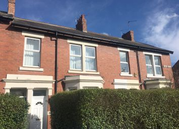 Thumbnail 2 bedroom flat for sale in Beaumont Terrace, Gosforth, Newcastle Upon Tyne