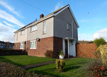 Thumbnail 2 bed semi-detached house to rent in Wilberforce Way, Gravesend