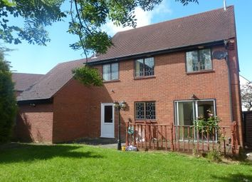 Thumbnail 4 bed property to rent in Two Mile Ash, Milton Keynes