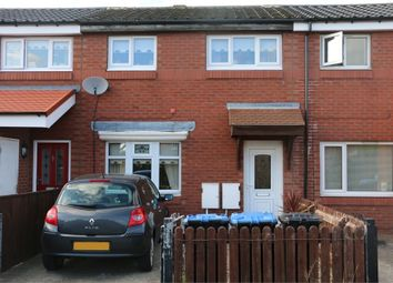 Thumbnail 3 bed terraced house to rent in Castlewood, Middlesbrough