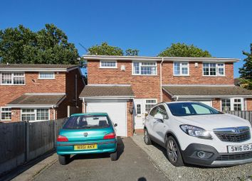 Thumbnail 2 bed semi-detached house for sale in The Drive, Barwell, Leicester