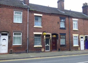Thumbnail 2 bed terraced house for sale in Victoria Road, Fenton, Stoke-On-Trent