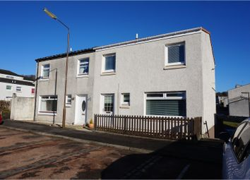 Thumbnail 3 bed semi-detached house for sale in Mudale Court, Hallglen