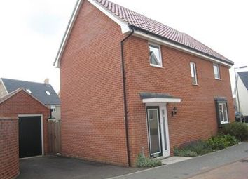 Thumbnail 3 bed property to rent in Magpie Close, Costessey, Norwich