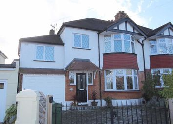 Thumbnail 4 bed semi-detached house for sale in Victoria Road, North Chingford, London