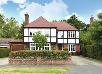 Thumbnail 5 bed property for sale in Clarendon Way, Chislehurst