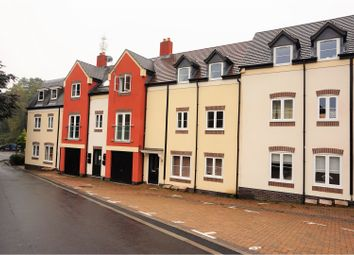 Thumbnail 2 bed flat for sale in Timber Yard Court, Heath Hill Telford
