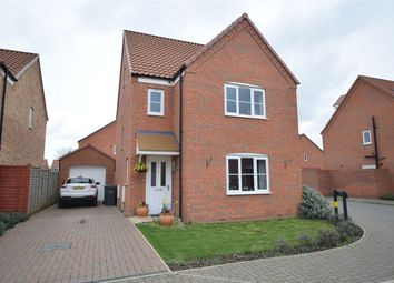 4 bed detached house for sale in Dove Avenue, Wymondham, Norwich, Norfolk NR18