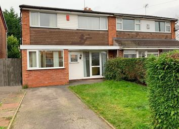 Thumbnail 3 bed semi-detached house for sale in Crinan Grove, Burton Manor, Stafford