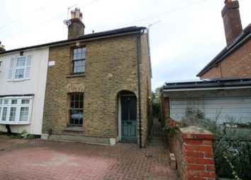 Thumbnail Semi-detached house for sale in Strode Street, Egham