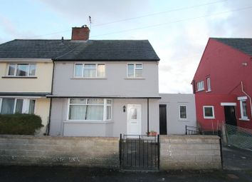Thumbnail 3 bed semi-detached house for sale in Margaret Avenue, Barry