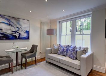 Thumbnail 1 bed flat to rent in Garden House, Kensington Garden Square, London