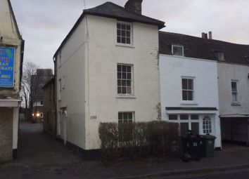 Thumbnail 4 bed end terrace house for sale in 100 Union Street, Maidstone, Kent