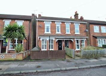 Thumbnail 3 bed semi-detached house for sale in Constantine Road, Colchester, Essex