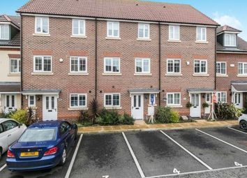 Thumbnail 4 bed terraced house for sale in Cwrt Dyfrdwy, Saltney, Chester, Flintshire