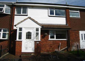 Thumbnail 3 bedroom terraced house for sale in Glebefarm Grove, Coventry
