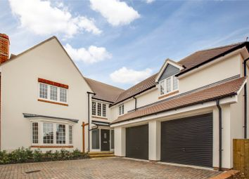 Thumbnail 5 bed detached house for sale in Grange Road, Chalfont St. Peter, Buckinghamshire
