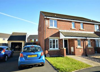 Thumbnail 3 bed semi-detached house to rent in Parc Panteg, Griffithstown, Pontypool