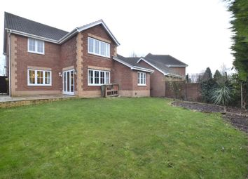 Thumbnail 4 bed detached house for sale in Pineholt Gate, Gloucester