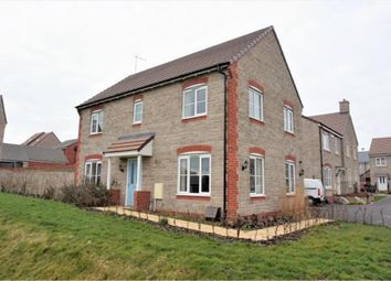 Thumbnail 4 bed detached house for sale in Cob Hill, Purton, Swindon