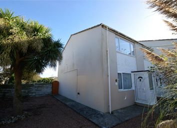 Thumbnail 2 bed end terrace house to rent in Dale Road, Newquay, Cornwall