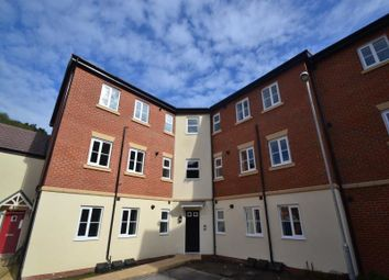 Thumbnail 2 bed flat to rent in Bath Vale, Congleton