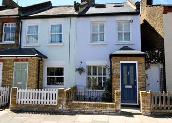 Thumbnail 3 bed end terrace house for sale in Mereway Road, Twickenham