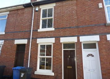 Thumbnail 2 bed terraced house to rent in Jackson Street, Derby