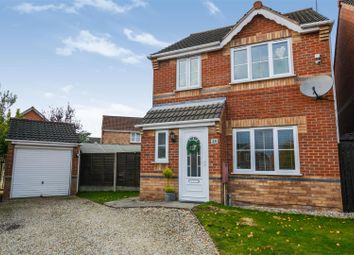 3 bed detached house for sale in Gloucester Court, Scunthorpe DN15