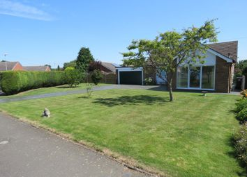 Thumbnail 2 bed detached bungalow for sale in Highfields, Nettleham, Lincoln