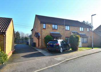 Thumbnail 3 bedroom end terrace house for sale in Dart Close, St Ives, Cambridgeshire